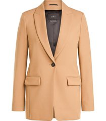 blazer boston  camel