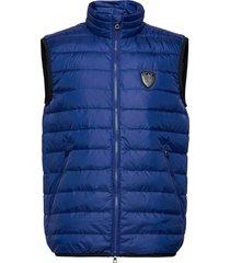 jacket väst blå ea7