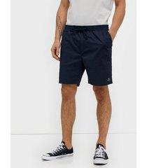 gant d2. relaxed logo shorts shorts marine