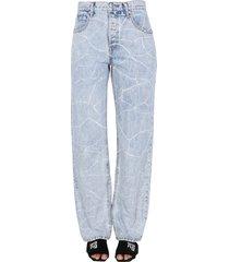 alexander wang skater jeans