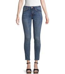 true religion women's jennie mid-rise jeans - whiskey - size 32 (10-12)
