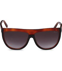 60mm shield sunglasses