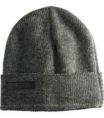 wolverine wool watch cap granite heather, size one size