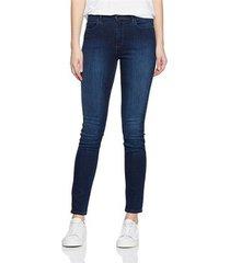 skinny jeans wrangler high rise skinny subtle blue w27hx786n
