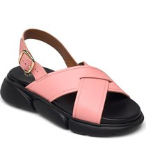 barisci candy pink vacchetta shoes summer shoes flat sandals rosa atp atelier