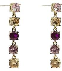 stringin ear romance mix örhänge smycken multi/mönstrad pipol's bazaar
