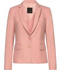 3596 - remi blazer kavaj rosa sand