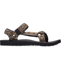 m original universal shoes summer shoes sandals brun teva