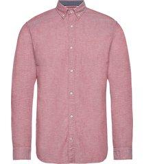 jjesummer shirt l/s s21 sts skjorta business rosa jack & j s