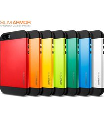 slim armor spigen sgp case for iphone 5