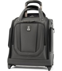 """travelpro crew versapack 16"""" 2-wheel under-seater softside carry-on"""