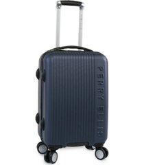 "perry ellis forte 21"" spinner luggage"