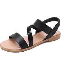 sandalias mujer vacaciones playa playa zapatos planos