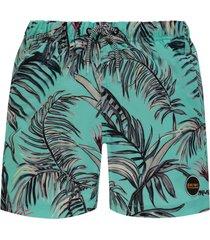 shiwi jongens zwembroek - tropisch-128