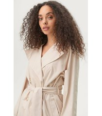 kappa corinne trench coat