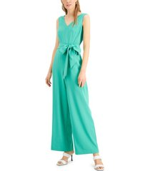 inc sleeveless wide-leg jumpsuit, created for macy's