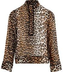 blouse f5109