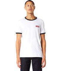 t-shirt korte mouw wrangler w7d4d3989