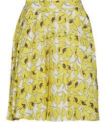 margaret skirt kort kjol gul résumé