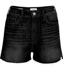 caia cutoff denim shorts