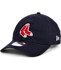 new era boston red sox on field replica 9twenty cap