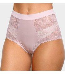 calcinha hot panty liz renda 50906 - feminino