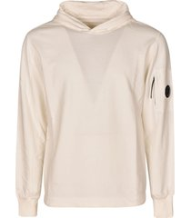 c.p. company sleeve pocket hoodie