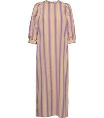 celestina long dress 13168 maxiklänning festklänning gul samsøe samsøe