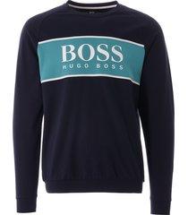 boss authentic sweatshirt | 50424812-403