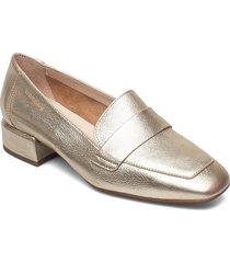 c-5020 loafers låga skor guld wonders