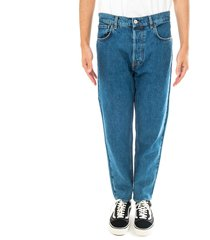 amish jeans uomo jeremiah super stone wash denim p21amu001d4331766
