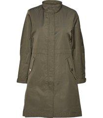 coat not wool tunn rock grön gerry weber