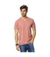 camiseta mind slim fit vlcs masculina