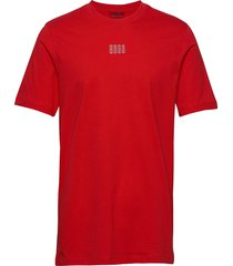 durned203 t-shirts short-sleeved röd hugo