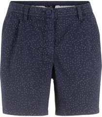 shorts elasticizzati con cinta comoda (blu) - bpc bonprix collection