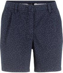 shorts elasticizzati con cinta comoda (blu) - bpc bonprix collection