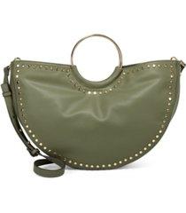 inc maurra studded bangle satchel, created for macy's