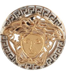 versace the medusa touch ring