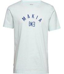 brand t-shirt t-shirts short-sleeved vit makia