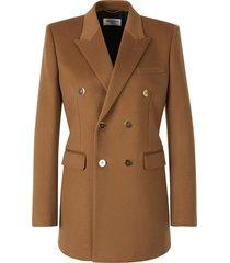lana cross blazer