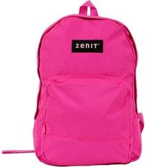 maletin rosa zenit new student