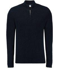 bue industry pullover