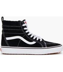 vans ua sk8-hi sneakers svart/vit