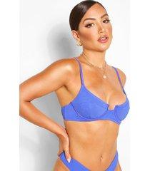mix & match bikini top met beugel