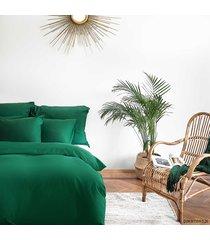 pościel butelkowa zieleń walory home