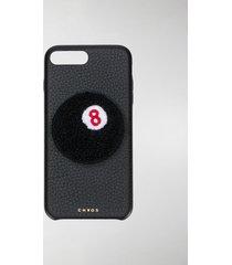 chaos 8-ball iphone 7/8 case