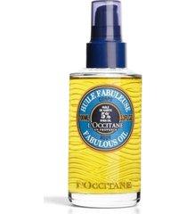 óleo l'occitane en provence corporal karité 100ml