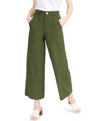 nanette lepore wide-leg pants