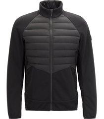 boss men's jalmstad pro 3 slim-fit golf jacket