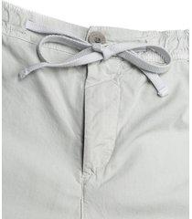 cotton poplin chino trousers